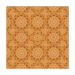 Intricate Modern Baroque Seamless Pattern Square Tapestry (Large)