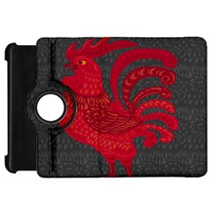 Red fire chicken year Kindle Fire HD 7