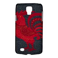 Red fire chicken year Galaxy S4 Active