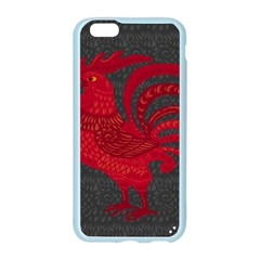 Red fire chicken year Apple Seamless iPhone 6/6S Case (Color)
