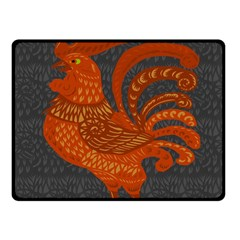 Chicken year Fleece Blanket (Small)