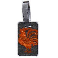 Chicken year Luggage Tags (Two Sides)