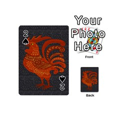 Chicken year Playing Cards 54 (Mini)