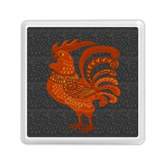Chicken year Memory Card Reader (Square)