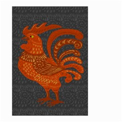 Chicken year Small Garden Flag (Two Sides)