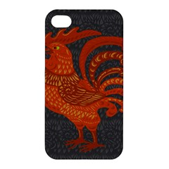 Chicken year Apple iPhone 4/4S Premium Hardshell Case