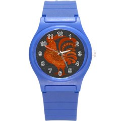 Chicken year Round Plastic Sport Watch (S)