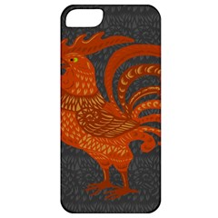 Chicken year Apple iPhone 5 Classic Hardshell Case