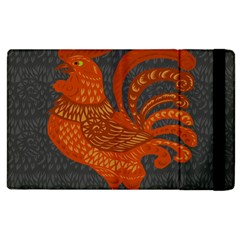 Chicken year Apple iPad 2 Flip Case
