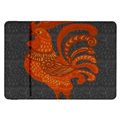 Chicken year Samsung Galaxy Tab 8.9  P7300 Flip Case