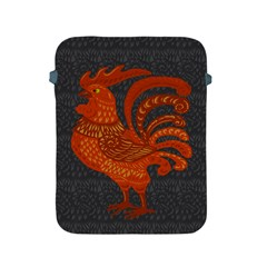 Chicken year Apple iPad 2/3/4 Protective Soft Cases