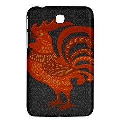 Chicken year Samsung Galaxy Tab 3 (7 ) P3200 Hardshell Case