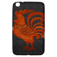 Chicken year Samsung Galaxy Tab 3 (8 ) T3100 Hardshell Case