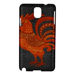 Chicken year Samsung Galaxy Note 3 N9005 Hardshell Case