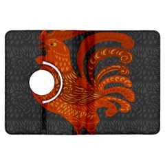 Chicken year Kindle Fire HDX Flip 360 Case