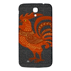 Chicken year Samsung Galaxy Mega I9200 Hardshell Back Case