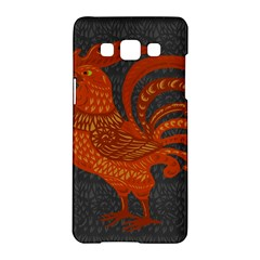 Chicken year Samsung Galaxy A5 Hardshell Case