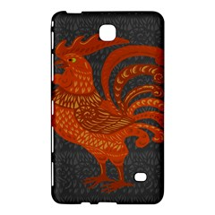 Chicken year Samsung Galaxy Tab 4 (8 ) Hardshell Case