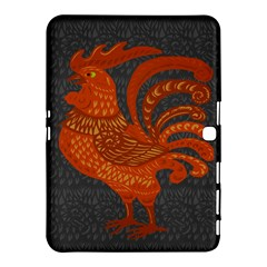 Chicken year Samsung Galaxy Tab 4 (10.1 ) Hardshell Case