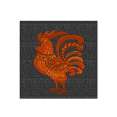 Chicken year Satin Bandana Scarf