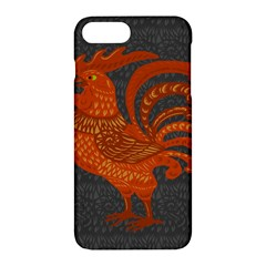 Chicken year Apple iPhone 7 Plus Hardshell Case