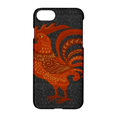 Chicken year Apple iPhone 7 Hardshell Case