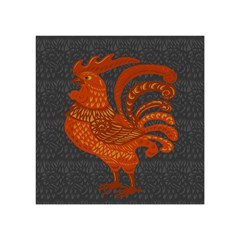 Chicken year Square Tapestry (Small)