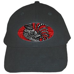 Year of the Rooster Black Cap