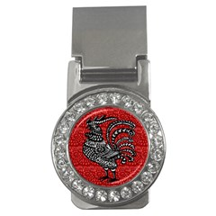 Year of the Rooster Money Clips (CZ)