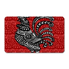Year of the Rooster Magnet (Rectangular)