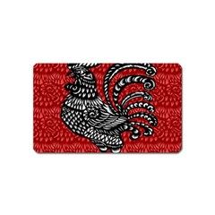 Year of the Rooster Magnet (Name Card)