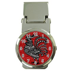 Year of the Rooster Money Clip Watches