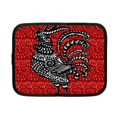 Year of the Rooster Netbook Case (Small)