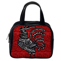 Year of the Rooster Classic Handbags (One Side)