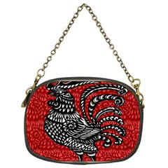 Year of the Rooster Chain Purses (One Side)