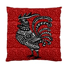 Year of the Rooster Standard Cushion Case (One Side)