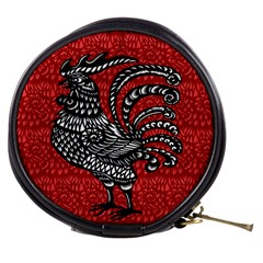 Year of the Rooster Mini Makeup Bags