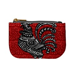 Year of the Rooster Mini Coin Purses