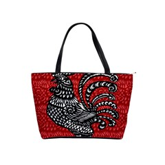 Year of the Rooster Shoulder Handbags