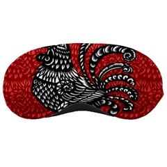 Year of the Rooster Sleeping Masks