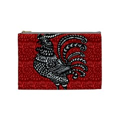 Year of the Rooster Cosmetic Bag (Medium)