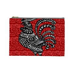 Year of the Rooster Cosmetic Bag (Large)