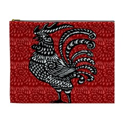Year of the Rooster Cosmetic Bag (XL)