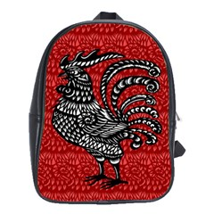 Year of the Rooster School Bags(Large)