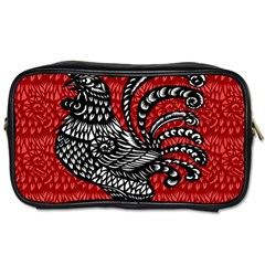Year of the Rooster Toiletries Bags 2-Side