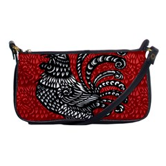 Year of the Rooster Shoulder Clutch Bags