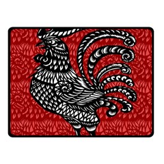 Year of the Rooster Fleece Blanket (Small)