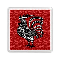 Year of the Rooster Memory Card Reader (Square)