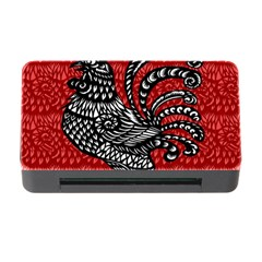 Year of the Rooster Memory Card Reader with CF