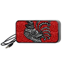 Year of the Rooster Portable Speaker (Black)